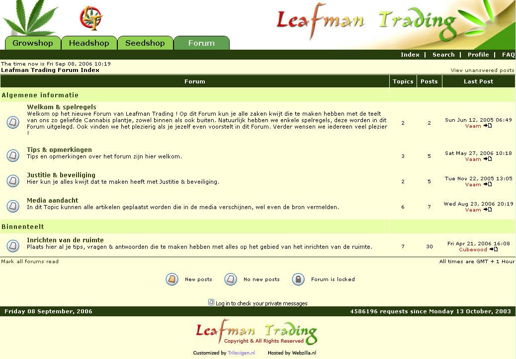 Leafman Trading