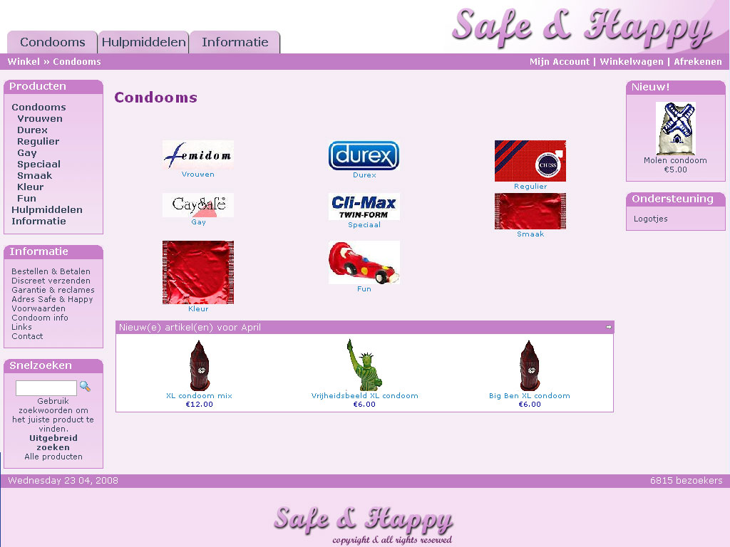 Safe & Happy VOF