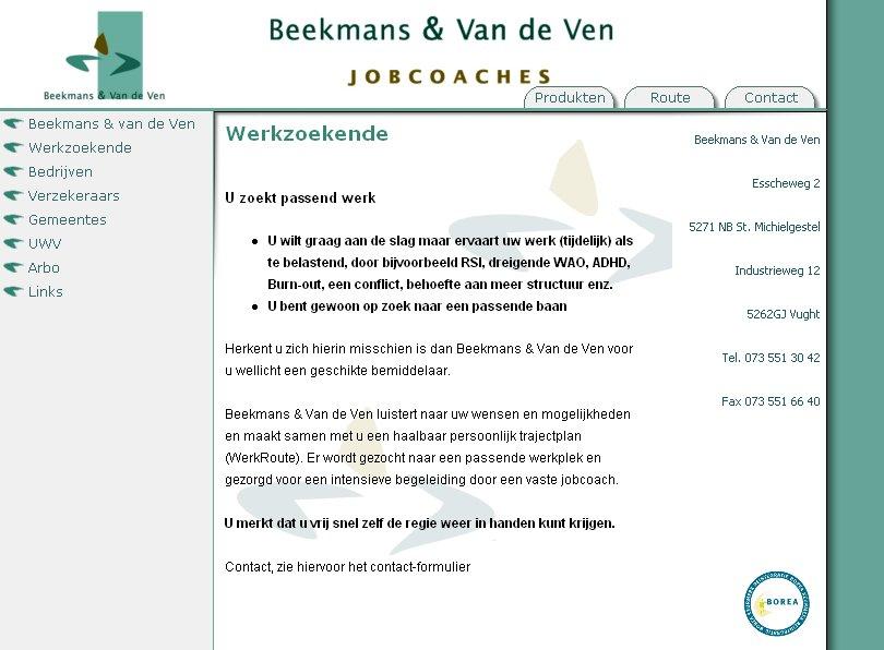 Beekmans & Van de Ven