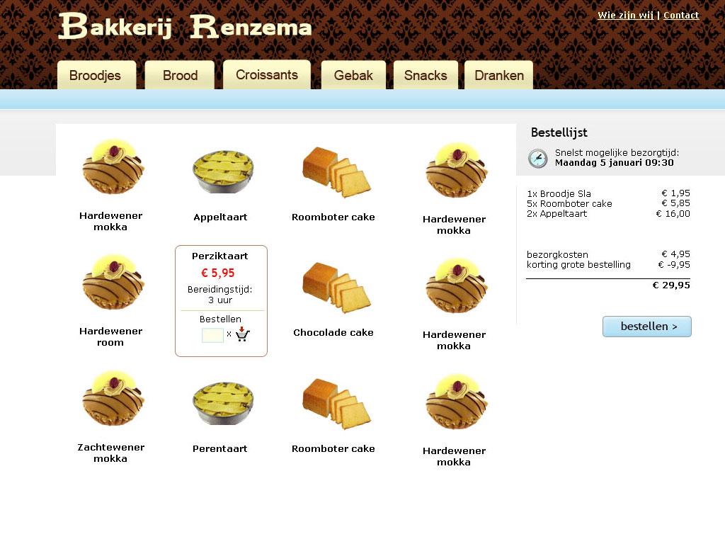 Bakkerij Renzema