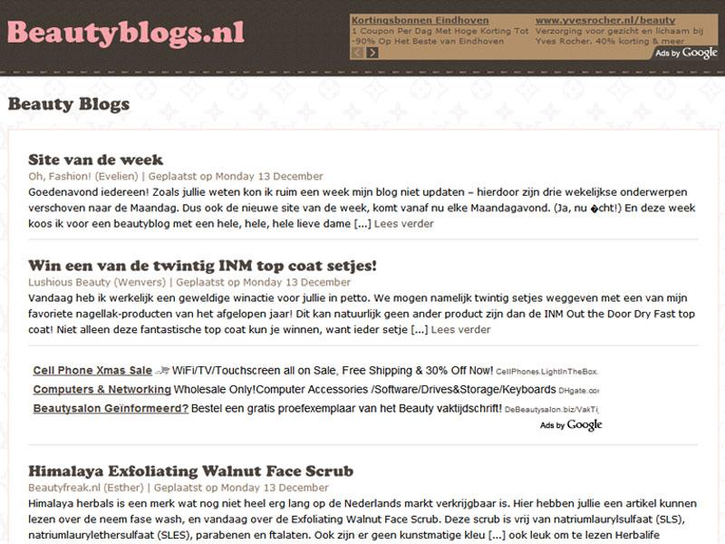 Beautyblogs.nl