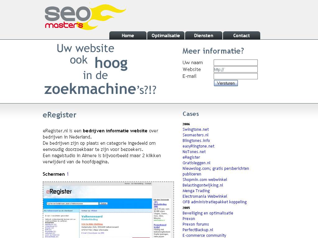 SEO Masters.nl